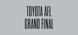 Toyota AFL Grand Final
